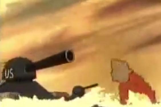 north korea cartoon 0 反米アニメで教育するのが1960年代からの北朝鮮のやり方