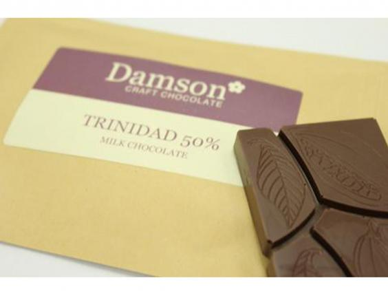 Best British Beantobar Chocolate Makers The Independent - Delicious chocolates crafted japanese words texture