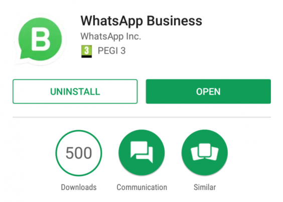 how to call a new number on whatsapp
