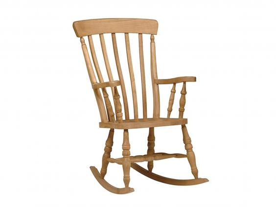 If You Get All Nostalgic When You Think About Rocking Chairs, This One Is  Made For You. Full Of Farmhouse Charm, Itu0027s Made In Traditional Beech, ...
