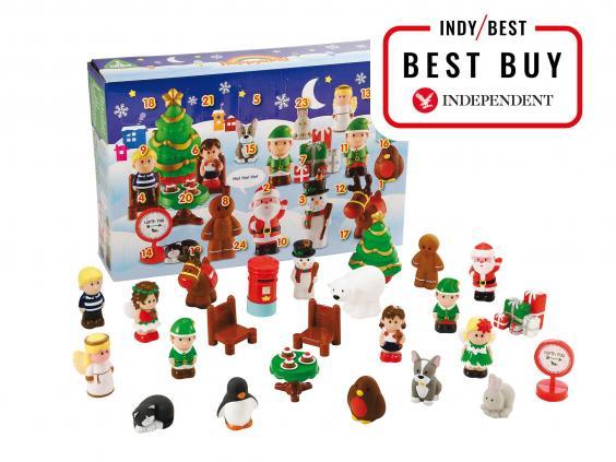 10 best advent calendars for kids the independent. Black Bedroom Furniture Sets. Home Design Ideas