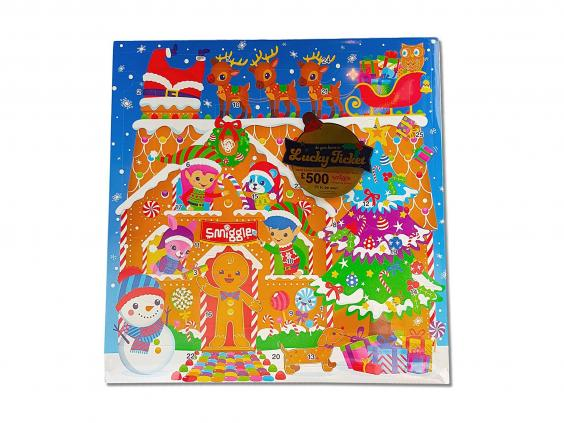 Advent Calendar Ideas Not Chocolate : Non chocolate candy advent calendar best
