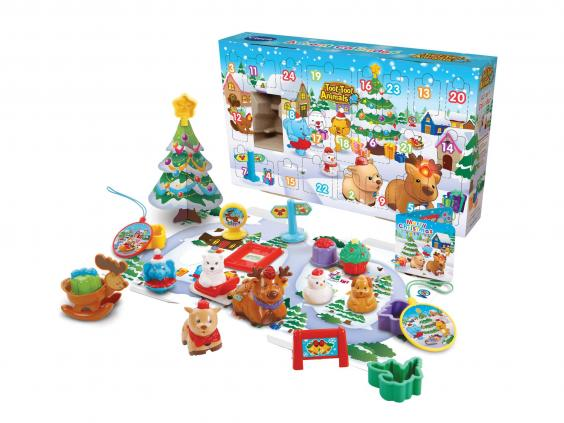 10 best advent calendars for kids | The Independent