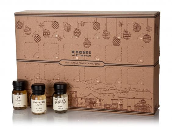 12 best alcoholic advent calendars the independent