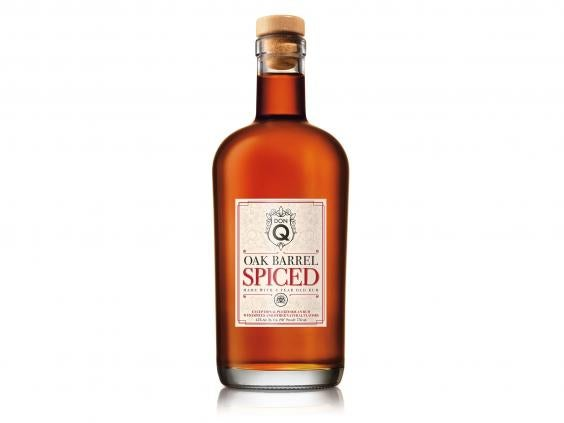 10 best spiced rums the independent for Mix spiced rum with