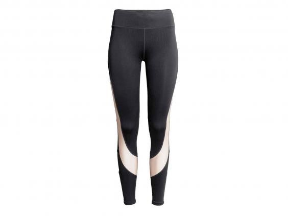 Available in three colours, these good-value running tights from the high  street feel really flexible when pounding the pavements.