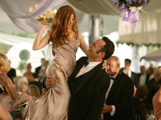 Vince vaughn dating wedding crashers