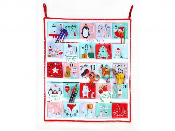 Advent Calendar Gift Ideas Uk : Best diy advent calendars the independent