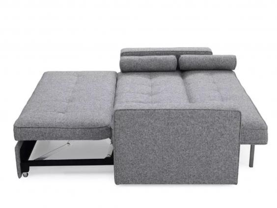 The Haze Bed Is A Good Price For The Size. As A Sofa It Seats Two, Thanks  To Slim Arms. And It Folds Out To A Decently Sized Double.