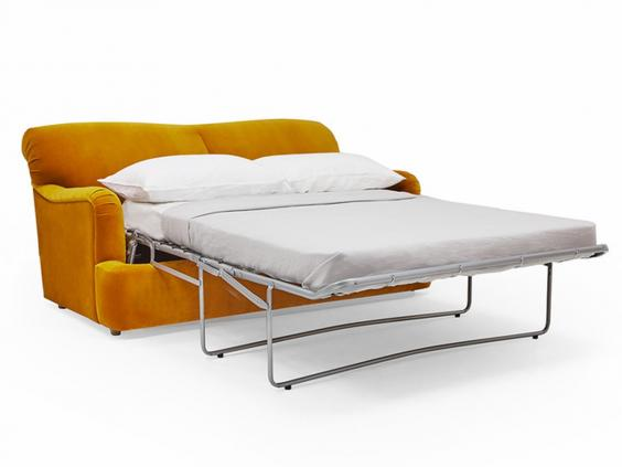 a deep seat and plump foam cushions put the pudding sofa bed top of the list for comfort itu0027s handmade in derbyshire comes with a 10year