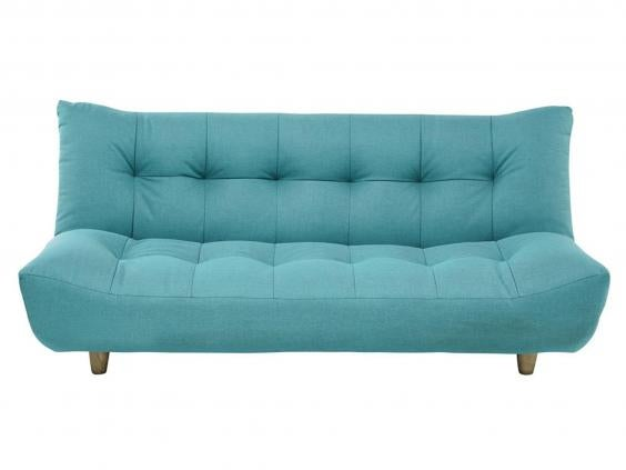 Cloud 3-seater Clic Clac sofa bed: 314, Maisons Du Monde