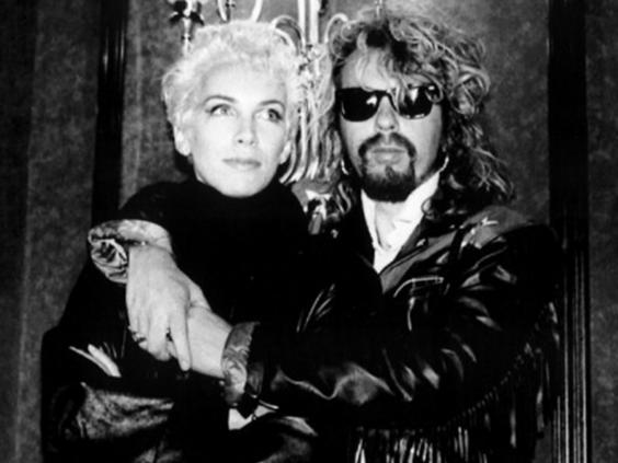 How Did We Do All That Annie Lennox And Dave Stewart