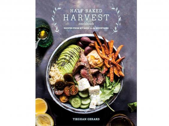 10 best new cookbooks 2017 the independent half baked harvest cookbook recipes from my barn in the mountains by tieghan gerard 2029 clarkson potter forumfinder Image collections