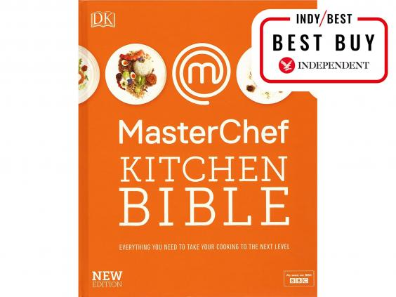 MasterChef Kitchen Bible New Edition: Everything You Need To Take Your  Cooking To The Next Level: £30, DK