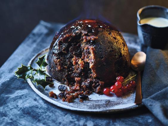 British christmas pudding toronto