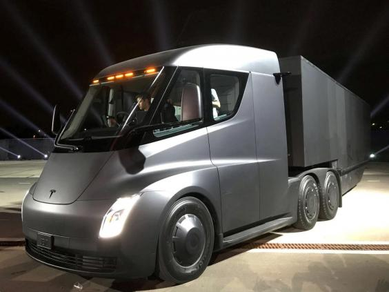 Tesla Upstages Own Electric Truck Launch With Surprise