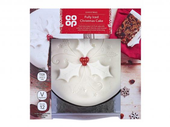 10 best Christmas cakes | The Independent