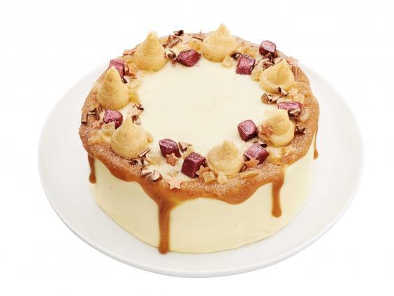 Waitrose Spiced Christmas Cake