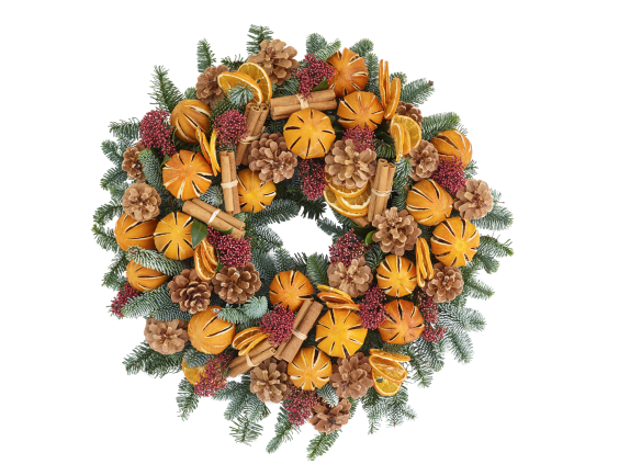 13 Best Real Wreaths The Independent