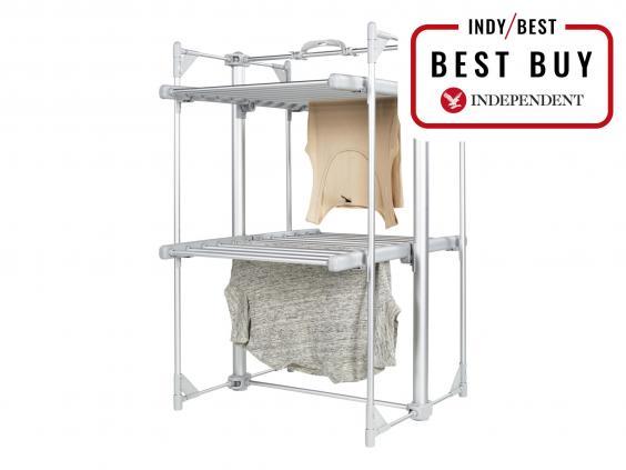 electric clothes dryer rack argos racks blog ideas. Black Bedroom Furniture Sets. Home Design Ideas