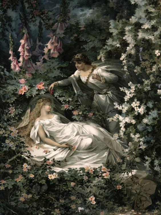 Beyond Disney Why the bloodcurdling fairies of old were to be