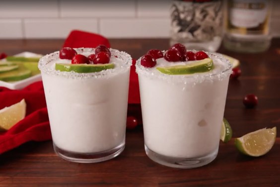 White Christmas Margaritas: The recipe that means you can drink cocktails all year round | The ...