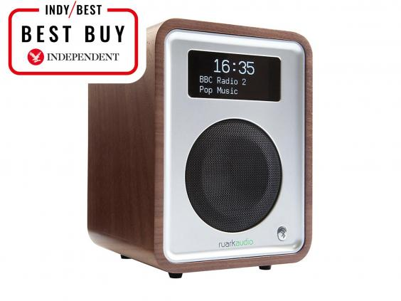 9 best dab radios the independent. Black Bedroom Furniture Sets. Home Design Ideas