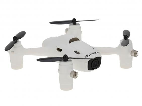 This Pocket Sized Drone Comfortably Fits In The Palm Of Your Hand But Somehow Manages To Fit A Camera On Board Video Is Streamed Live 43in Screen