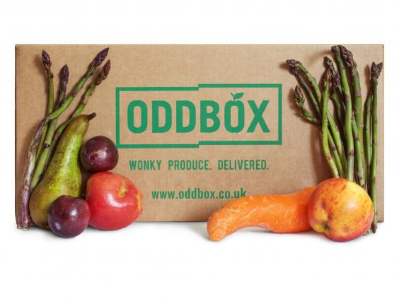 London Based Start Up Oddbox Is A Social Enterprise That Not Only Offers  Cost Efficient Veg Boxes But Also Aims To Fight Food Waste.