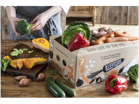 Another Established Veg Box Brand Is Riverford, Which Was Launched Over 30  Years Ago By Farmer Guy Watson. The Organic Boxes (also Soil Association ...
