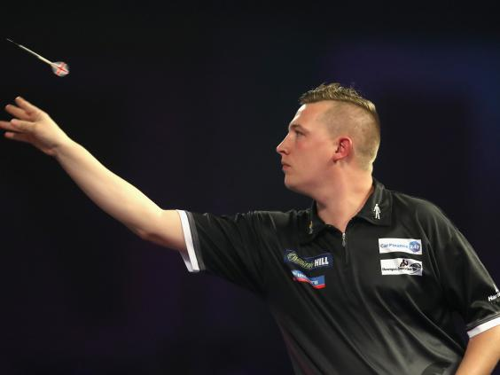 Chris Dobey Darts