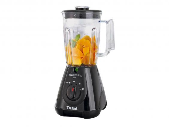 a great entry level machine this 400w motor blender has two speed settings and does the job for smoothies and fine soups  it struggled a little with     10 best jug blenders   the independent  rh   independent co uk