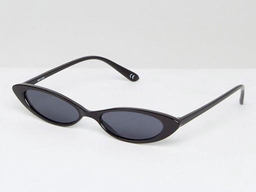 Tiny Cat Eye Sunglasses