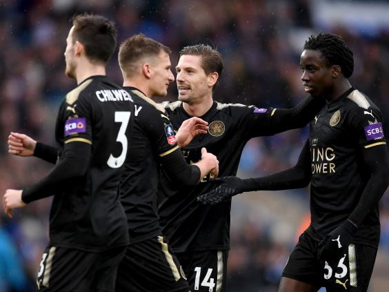 Fousseni Diabaté Wallpaper: Kelechi Iheanacho And Fousseni Diabate Star As Leicester