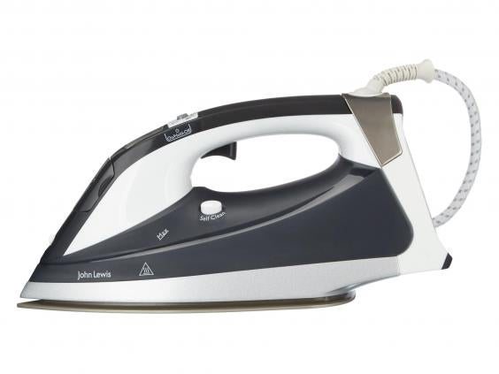 11 best steam irons the independent. Black Bedroom Furniture Sets. Home Design Ideas