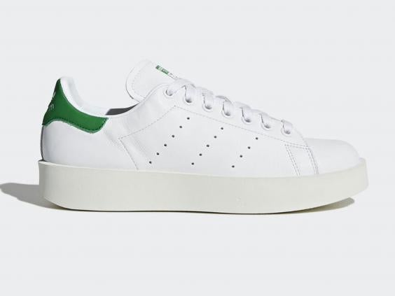 Adidas Stan Smith Bold Shoes 8495 Adidas