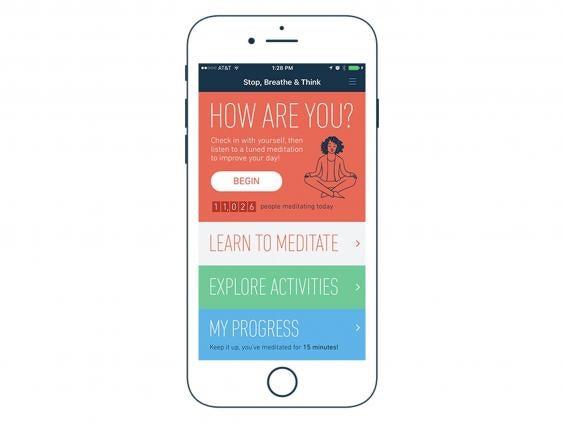 bra mindfullness app gratis ios