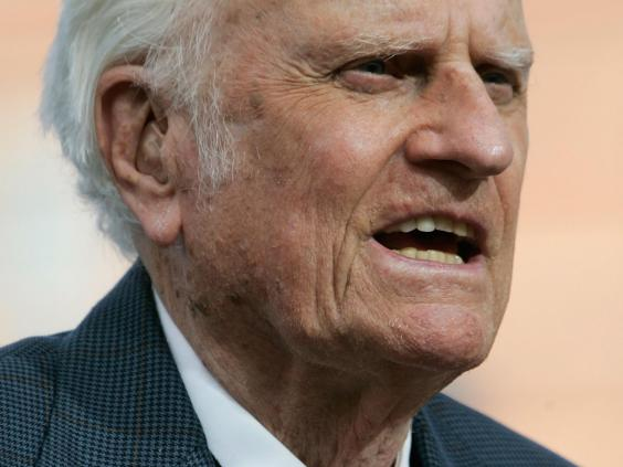 Billy Graham dead: Legendary evangelist preacher and ...