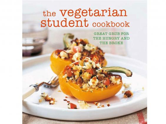 The Vegetarian Student Cookbook GBP999 Ryland Peters Small