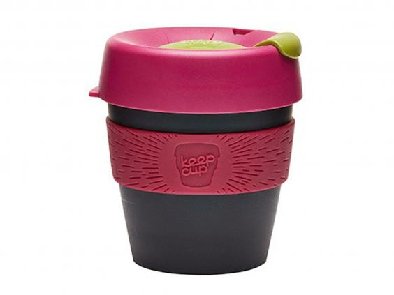 10 best reusable coffee cups the independent. Black Bedroom Furniture Sets. Home Design Ideas