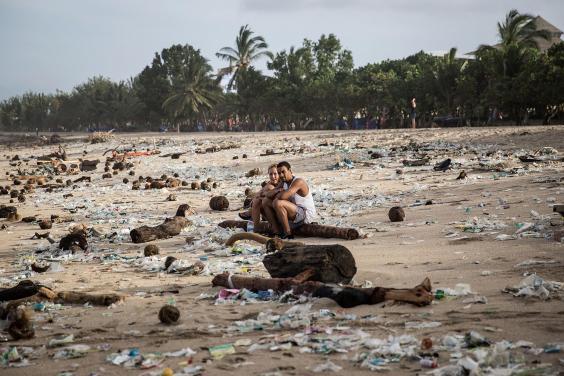 Bali Isn T Alone In Its Sea Of Plastic Pollution Problem