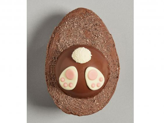 15 best kids easter eggs 2018 the independent marks spencer burrowing bunny 15 ms negle Gallery