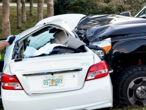 Florida Car Accident: Florida Car Crash: Audio Emerges Of Emergency Response To