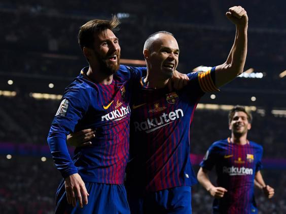 Barcelona dan Spanyol Akan Rindu Dengan Iniesta