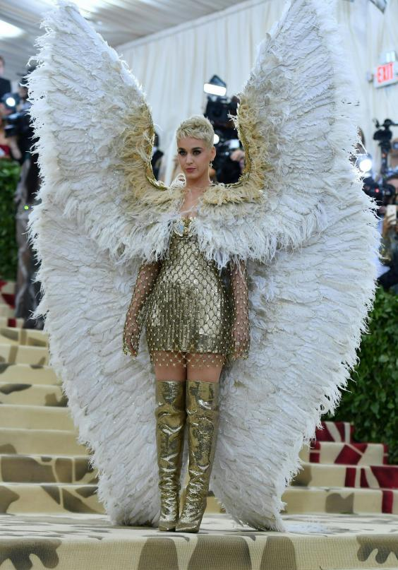 Image result for Met Gala 2018: Catholicism mixes with fashion on the red carpet