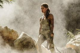 The independent news uk and worldwide news newspaper alicia vikanders lara croft shows far female heroes have come fandeluxe Images
