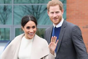 Live updates on the build-up to the Royal Wedding