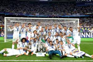 Where do Real Madrid stand on that highest level of football history?