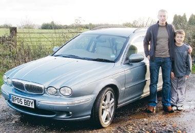 Jaguar X Type 22 Estate The Verdict The Independent