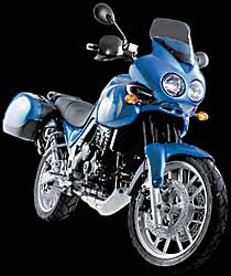 Triumph Tiger 955i The Independent